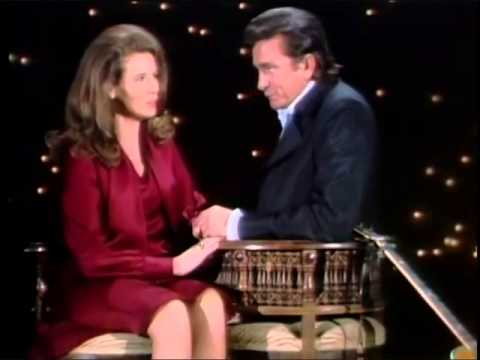 Cause I Love You Johnny Cash And June Carter Donaldelley