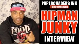 INTERVIEW: HIPMAN JUNKY