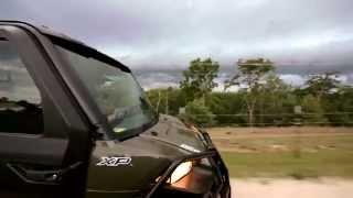 7. 2013 Polaris Ranger XP 900: PRO-FIT cab accessories