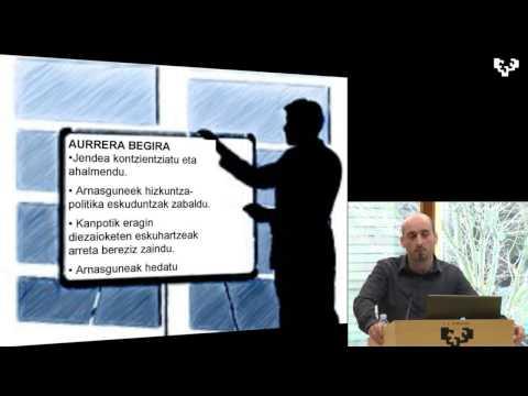 Lurraldea  eta  Hizkuntza  I.  jardunaldiko  dokumentazioa  ikusgai  dago  UEUren  webgunean