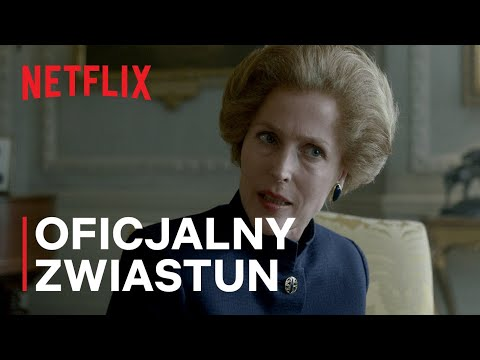 The Crown: Sezon 4 | Oficjalny zwiastun | Netflix