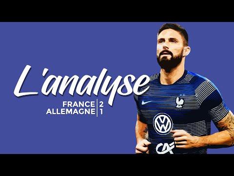 🇫🇷 La France renverse la vapeur ! (France 2-1 Allemagne)