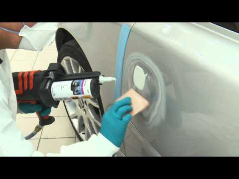Car Panel Repair by 3M Bodyshop [Step 1]