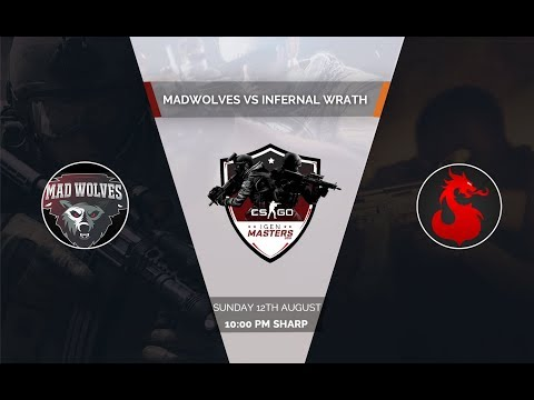 [ENG] Madwolves Vs Infernal Wrath | IGen Masters 2018 | Online | Invitationals | LIVE Stream