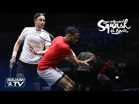 Squash: Men's Final Roundup - Squash de Nantes 2018
