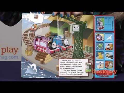 international publications - For the full review, where it's in stock, and how much it costs, visit http://www.timetoplaymag.com/toys/5821/publications-international/thomas-friends-find-...