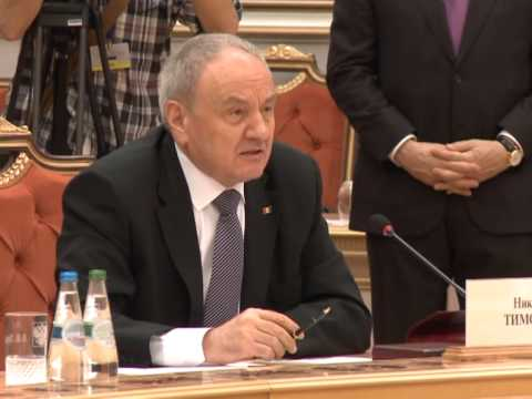 President Nicolae Timofti participated in the Summit of Heads of State of the Commonwealth of Independent States (CIS) held in Minsk, capital city of Belarus