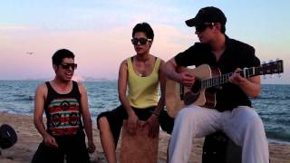 Video Jessie J - Price Tag Acoustic Cover by The Shams MP3, 3GP, MP4, WEBM, AVI, FLV Januari 2018