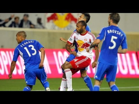 HIGHLIGHTS: New York Red Bulls vs Montreal Impact | May 8th, 2013_Labdargs MLS videk. Legeslegjobbak