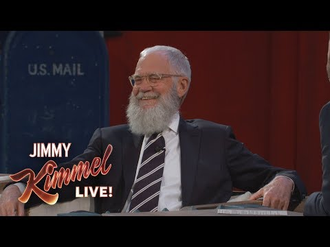 David Letterman on Giving Conan O