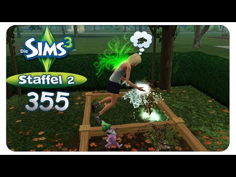 Blühende Feenmagie #355 Die Sims 3 Staffel 2 [alle Addons] - Let's Play (видео)