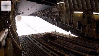 US Army Arctic Circle Cargo Drops Operation