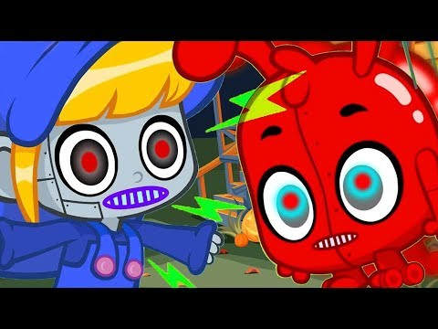 Mila The Robot - My Magic Pet Morphle | Cartoons For Kids | Cartoons and Kids Songs | Moonbug TV
