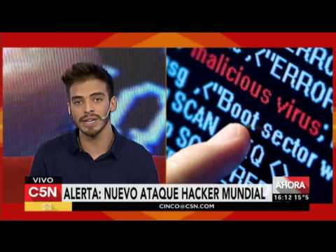 Video Ataque hacker mundial: El virus que infectó a multinacionales download in MP3, 3GP, MP4, WEBM, AVI, FLV January 2017