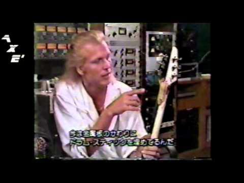 MICHAEL SCHENKER INTERVIEW  1989
