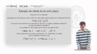 Microeconomía II - La Competencia Perfecta (9) - Alfonso Rosa
