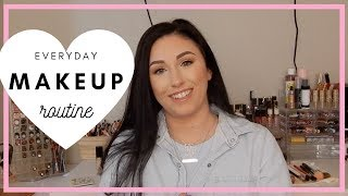Everyday Makeup Routine! | My GO TO Makeup Look