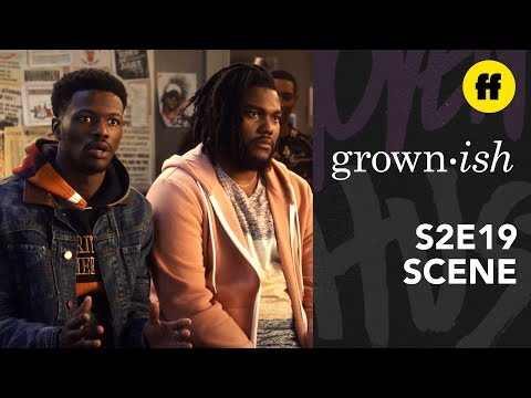grown-ish Season 2, Episode 19 | There's No Shrimp | Freeform