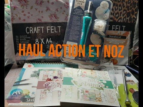 Haul Action et Noz (de belles nouveautés)