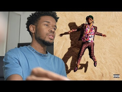 Miguel & J Cole - COME THROUGH AND CHILL REACTION/REVIEW