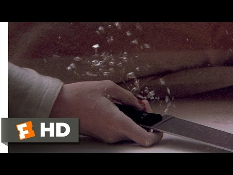 Fatal Attraction (8/8) Movie CLIP - Bathroom Brawl (1987) HD