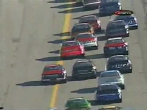 Intimidator - Dale Earnhardt, Sr. last win. At Talladega,