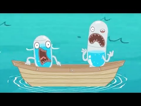 HYDRO and FLUID | Tornado | Cartoons for Children | Kids TV Shows Full Episodes - Thời lượng: 12 phút.