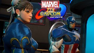 I'm excited about Capcom's upcoming crossover tittle, but, at the same time, super worried about it. Here's what I think is wrong and I hope it gets fixed before the official release date.Here's the link for the Top 10 Reasons to be Hyped About Marvel vs. Capcom: Infinitehttps://youtu.be/2Q3tPgKvYj0