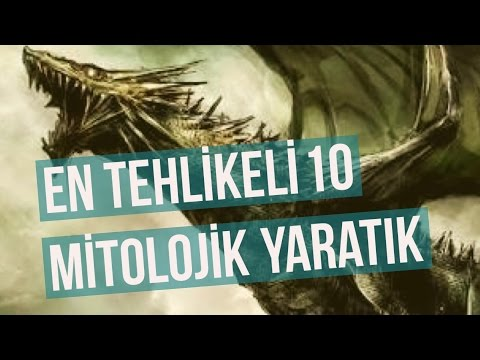Video En Tehlikeli 10 Mitolojik Yaratık download in MP3, 3GP, MP4, WEBM, AVI, FLV January 2017