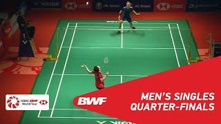Video QF | MS | LEE Zii Jia (MAS) vs Viktor AXELSEN (DEN) [5] | BWF 2019 MP3, 3GP, MP4, WEBM, AVI, FLV Januari 2019