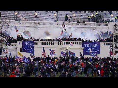 Retour au calme à Washington après le coup de force des pro-Trump au Capitole