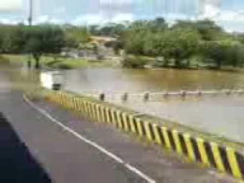 Rio Inhangapi,um fenômeno da natureza