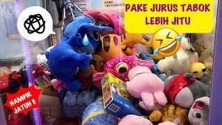 Video PAKE JURUS TABOK!! LEBIH JITU! CLAW MACHINE #夾娃娃 MP3, 3GP, MP4, WEBM, AVI, FLV Januari 2019