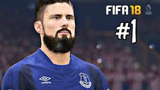 Video FIFA 18 Everton Career Mode Episode 1 - Transfers & First Game | Xbox One Gameplay MP3, 3GP, MP4, WEBM, AVI, FLV Desember 2017