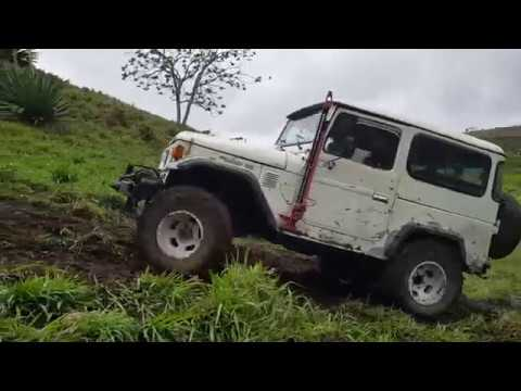 Land Cruiser BJ40 Off Road Thermomania 4x4 2018