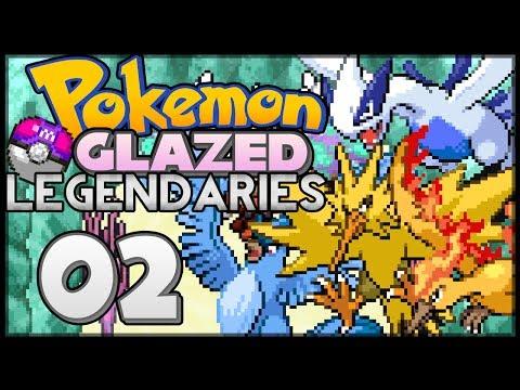 Pokémon Glazed Legendaries | Moltres, Zapdos, Articuno and Lugia!