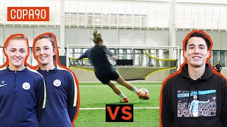 Video Amateur vs Man City Pros! | Shooting Challenges: Timbsy vs The World MP3, 3GP, MP4, WEBM, AVI, FLV Maret 2019