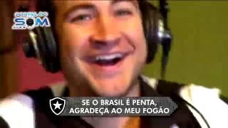 MUSICA DE LEO RUSSO PARA O BOTAFOGO NO GE 24/02/17