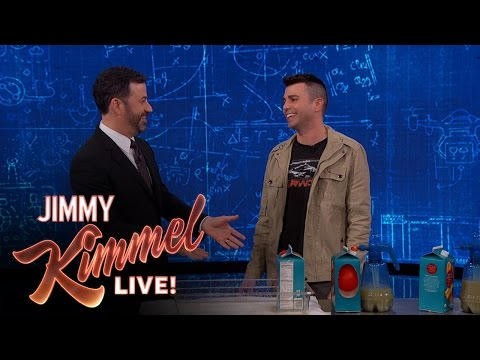 April Fools Day Pranks with Mark Rober
