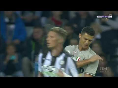 Udinese vs Juventus 0 2 Goals & Highlights 2018