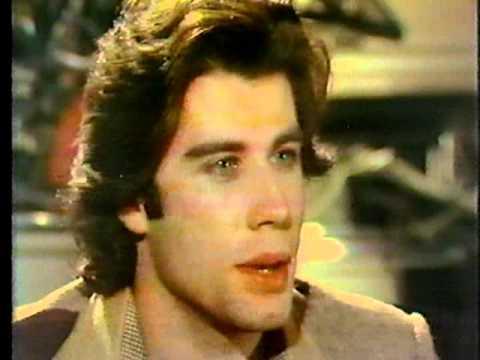 HBO John Travolta interview 1978