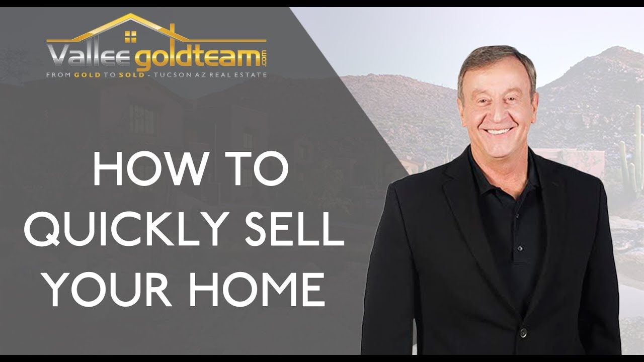 How to Sell Your Tucson Home Fast