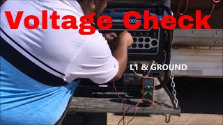 10. How To Check Your Voltage and Continuity On Your Powerhorse Generator