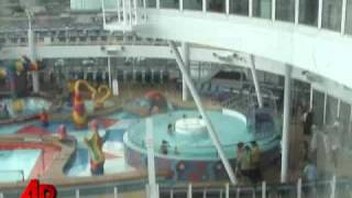 Video First Look Inside World's Largest Cruise Ship MP3, 3GP, MP4, WEBM, AVI, FLV Juni 2018