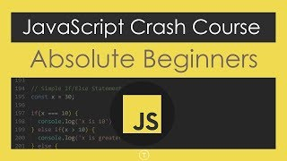 JavaScript Crash Course For Beginners