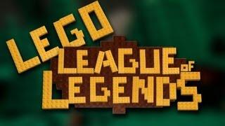 Video LEGO League of Legends MP3, 3GP, MP4, WEBM, AVI, FLV September 2018