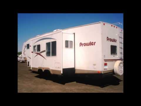 2007 Fleetwood Prowler Used Fifthwheel | Arizona RV Consignment Specialists | Used Fifthwheels