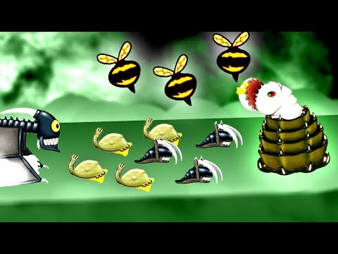 Can We Stop This Amazing Super Wormy Alien Bug From Defeating Our Swarm Queen?!