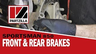 8. How to Change Polaris ATV Brake Pads – Front & Rear | Partzilla.com