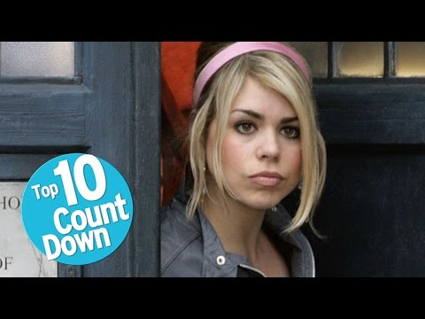 Top 10 Doctor Who Companions